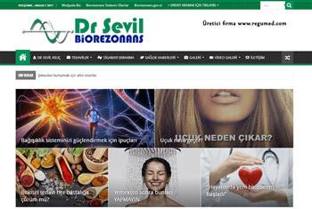 Drsevilbiorezonans-priletisim-websitesi | Web Sitesi Tasarımı