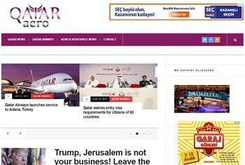 Qataraero-priletisim-websitesi | Web Sitesi Tasarımı