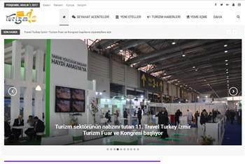 Turizmle-priletisim-websitesi | Web Sitesi Tasarımı